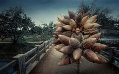 'Người bán đó' của Việt Nam lọt vào top ảnh du lịch ấn tượng thế giới