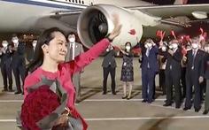 Vợ chồng 'công chúa' Huawei hét lên yêu nhau làm dân Trung Quốc hoan hỉ