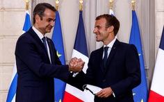 Pháp bán 3 tàu chiến cho Hy Lạp, cảnh báo châu Âu bớt ngây thơ sau vụ AUKUS