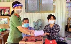 2 sinh viên nghèo 'nuôi ước mơ đến giảng đường' đã nhận được 27 triệu đồng