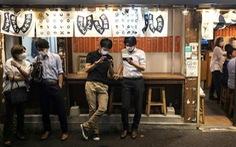 Số ca COVID-19 giảm mạnh, Nhật Bản mở cửa cho dân sống về đêm