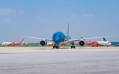 38 chuyến bay/ngày chở khách giữa Hà Nội, TP.HCM, Đà Nẵng và các tỉnh thành từ 10-10