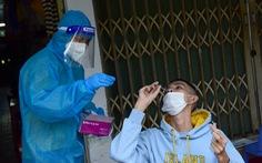 Được tài trợ 11,5 triệu kit test, TP.HCM chưa nhận hỗ trợ từ Bộ Y tế