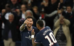 Messi ghi bàn đầu tiên, PSG thắng thuyết phục Man City