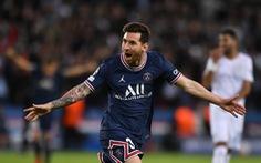 Khoảnh khắc Messi tỏa sáng, ghi bàn đầu tiên trong màu áo PSG
