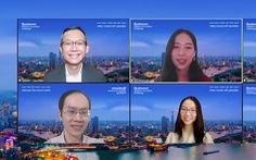Ứng dụng robot và trí tuệ nhân tạo thắng giải thi thử thách đổi mới sáng tạo Qualcomm Việt Nam