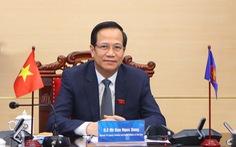 ASEAN kỳ vọng sớm có Trung tâm ứng phó y tế khẩn cấp và dịch bệnh chung