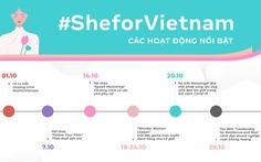 Facebook công bố chuỗi hoạt động hỗ trợ phụ nữ Việt Nam sau đại dịch