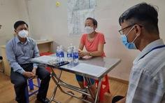 Bí thư phường xin lỗi công khai người phụ nữ bị cưỡng chế xét nghiệm COVID-19