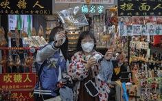 Du khách nội cứu du lịch Trung Quốc trong COVID-19