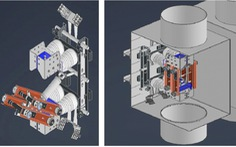 Nâng cao năng lực quản lý bằng công nghệ 3D ở Thủy điện Thác Mơ