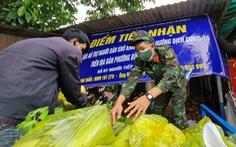 Quân đội sẽ hỗ trợ cho TP.HCM ít nhất đến hết tháng 11