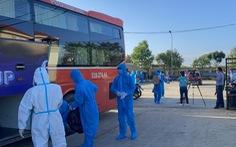 12 ngư dân đạp xe hơn 1.000km đã được tỉnh Kiên Giang đón về quê