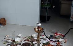 8 thanh niên ăn nhậu ngày lễ, mỗi người nộp phạt 15 triệu đồng