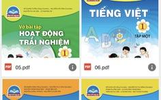 Nhà xuất bản Giáo Dục Việt Nam đưa sách giáo khoa từ lớp 1 đến lớp 12 lên mạng