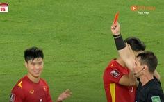 AFC giải thích thế nào việc Duy Mạnh bị truất quyền thi đấu?