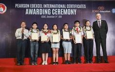 Học sinh Tiếng Anh tích hợp: Đạt kết quả cao lấy chứng chỉ IGCSE