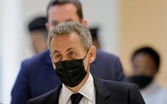 Cựu tổng thống Pháp Sarkozy bị tuyên 1 năm tù giam