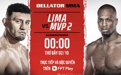Nóng bỏng cuộc đối đầu giữa Lima và Michael Page