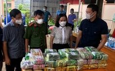 Công an Đồng Nai phá đường dây 'đặc biệt nguy hiểm', thu gần 50kg ma túy, súng, lựu đạn