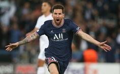 Pha lập công của Messi là 'Bàn thắng đẹp nhất tuần' tại Champions League