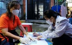 Hơn 700 người ở Hóc Môn 'nhận nhầm' gói hỗ trợ đợt 3