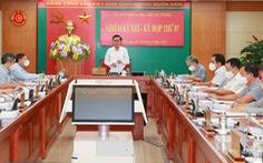 Ủy ban Kiểm tra Trung ương quyết định thi hành kỷ luật một số lãnh đạo