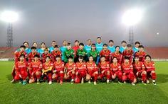 Liên đoàn Bóng đá châu Á chúc mừng đội tuyển nữ Việt Nam