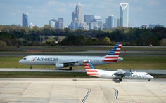 Các sân bay ở Mỹ sẽ hạn chế thời gian máy bay chờ khách để giảm khí thải