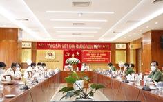 Bộ Công an họp mặt kỷ niệm 60 năm Ngày truyền thống lực lượng PCCC