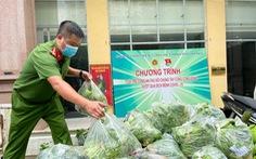 Hơn 600 túi quà yêu thương để bà con sớm vượt qua khó khăn ở thủ đô