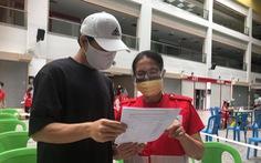200 lao động Việt Nam ở Malaysia được tiêm vắc xin