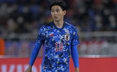 Nhật Bản tổn thất nặng khi mất Minamino trước trận gặp Trung Quốc