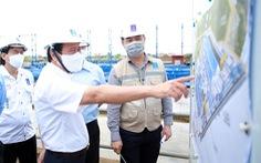 Kiểm tra Nhiệt điện Thái Bình 2, Phó thủ tướng: 'Không để các đồng chí chịu trách nhiệm một mình'