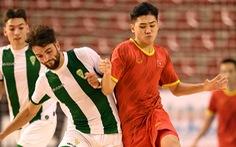 Đội tuyển futsal Việt Nam di chuyển từ Tây Ban Nha sang Lithuania dự World Cup 2021