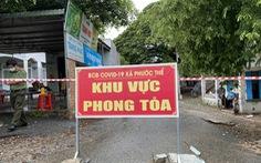 Bình Thuận liên tục xuất hiện nhiều ổ dịch mới trong cộng đồng