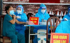 Tây Ninh ưu tiên tiêm mũi 2 vắc xin phòng COVID-19 cho người dân