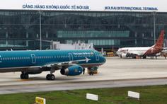 Bộ GTVT đề nghị Hà Nội tạm cho nhân viên hàng không sử dụng giấy đi đường mẫu cũ