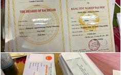 Quảng Nam triệt phá đường dây mua bán, làm giả bằng cấp, giấy tờ