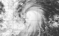 Áp thấp nhiệt đới ở vùng biển Philippines mạnh lên thành bão, hướng vào Biển Đông