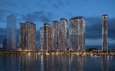 Grand Marina, Saigon lọt tầm ngắm của chuyên gia bất động sản hàng hiệu quốc tế