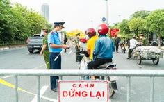 Người dân muốn ra vào Hà Nội từ 21-9 cần giấy tờ, thủ tục gì?