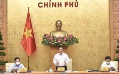 Thủ tướng: Nhanh chóng kiểm soát dịch bệnh, xây dựng kế hoạch phục hồi kinh tế