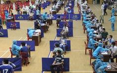 Ngày đầu không có ca cộng đồng, Đà Nẵng bước vào chiến dịch tiêm chủng quy mô lớn