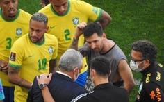 Brazil có thể bị trừ điểm vì 'sự cố xấu hổ' trận gặp Argentina