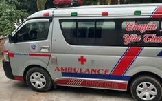 Khởi tố vụ án tài xế xe cứu thương không phép làm lây lan dịch COVID-19