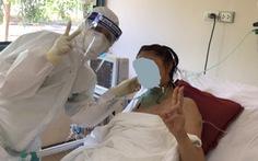 Cứu sống mẹ con sản phụ nguy kịch vì mắc COVID-19