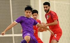 Đội tuyển futsal Việt Nam thua Morocco 1-2, chốt danh sách dự FIFA Futsal World Cup 2021