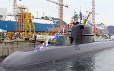 Hàn Quốc bắt kịp Triều Tiên về việc sở hữu tên lửa đạn đạo phóng từ tàu ngầm