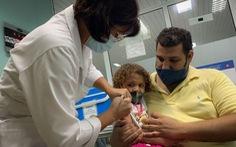 Cuba thành nước đầu tiên tiêm vắc xin COVID-19 cho trẻ 2 tuổi trở lên